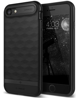 Чехол для iPhone 7 / 8 Caseology Parallax Matte Black