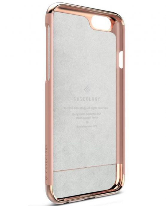 Caseology Case for iPhone 6S Plus 6 Plus Savoy Rose Gold