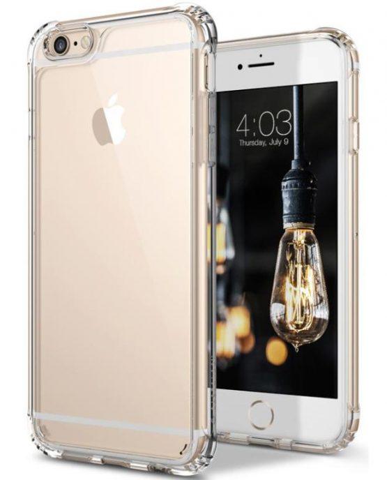Прозрачный чехол для iPhone 6S Plus / 6 Plus