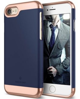 Чехол для iPhone 7 / 8 Caseology Savoy Navy Blue
