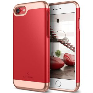 Чехол для iPhone SE 2020 / 8 / 7 Caseology Savoy Red