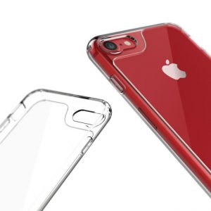 Чехол для iPhone SE 2020 / 8 / 7 Caseology Waterfall Clear