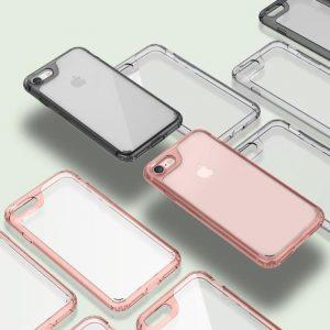Чехол для iPhone 7 / 8 Caseology Waterfall Clear