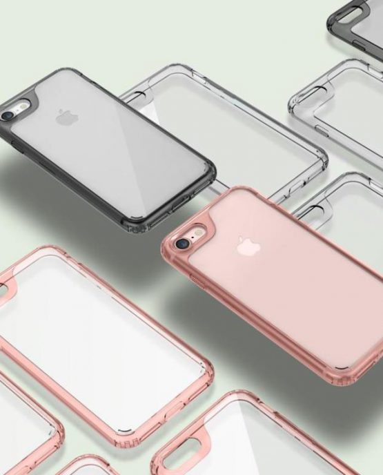 Чехол для iPhone 7 / 8 Caseology Waterfall Clear
