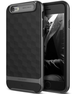 Чехол для iPhone 6 / 6S Caseology Parallax Matte Black