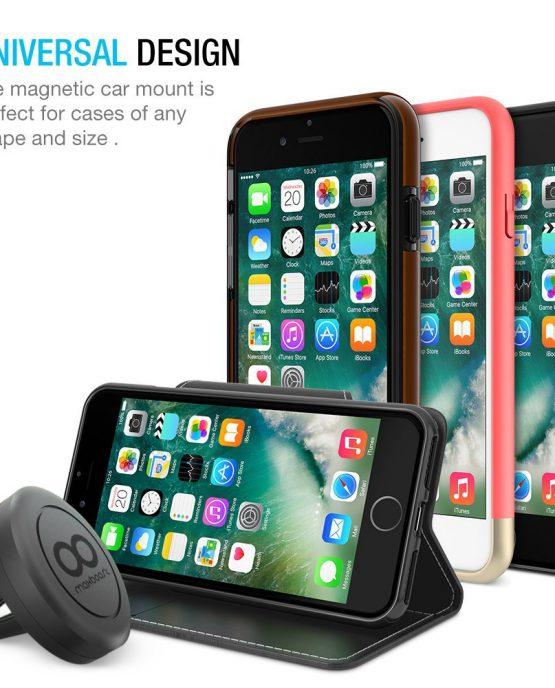 Магнитный держатель в авто Maxboost Magnetic Air Vent Car Mount