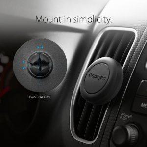 Магнитный автодержатель Spigen A200 Magnetic Air Vent Car Mount