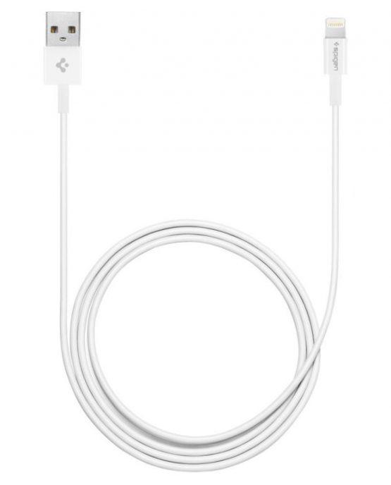 Lightning USB кабель Spigen C10LS iPhone / iPad / iPod