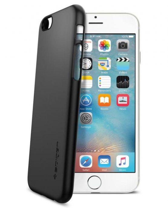 Чехол Spigen Thin Fit для iPhone 6S / 6