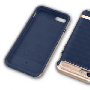 Чехол для iPhone 7 / 8 Caseology Parallax Navy Blue