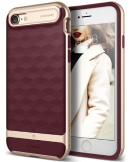Чехол для iPhone 7 / 8 Caseology Parallax Burgundy