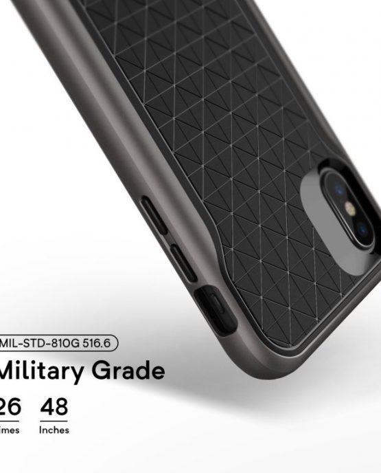 Чехол для iPhone XS/X Caseology Apex чехол для Айфон Х