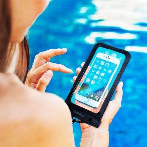 Водонепроницаемый чехол Spigen с IPX8 для iPhone, Samsung, Google, Motorola, смартфонов и телефонов