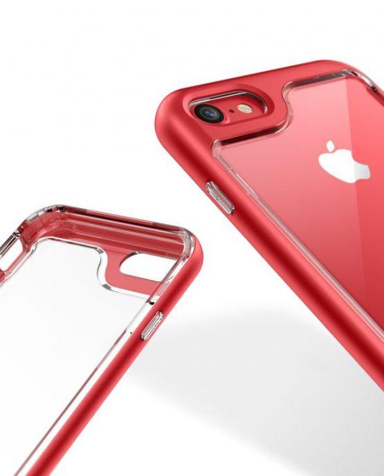 Чехол для iPhone 7 / 8 Caseology Skyfall Red