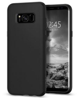 Чехол для Samsung Galaxy S8 Spigen Liquid Crystal