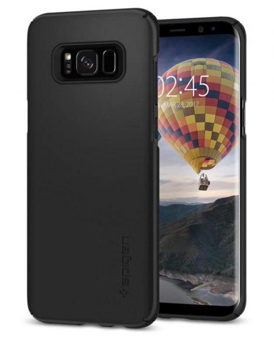 Чехол Spigen Thin Fit для Samsung Galaxy S8 Plus
