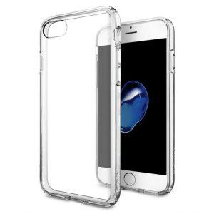 Чехол Spigen Ultra Hybrid Crystal Clear для iPhone SE 2020 / 8 / 7