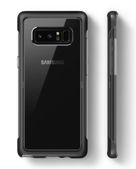 Чехол для Samsung Galaxy Note 8 Caseology Skyfall Black