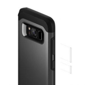 Чехол для Samsung Galaxy S8 Caseology Legion Black