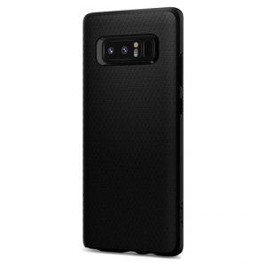 Чехол Spigen Liquid Air Armor Black для Samsung Galaxy Note 8