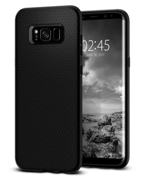 Spigen Liquid Air Armor Black для Samsung Galaxy S8 Plus
