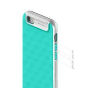 Чехол для iPhone 6 / 6S Caseology Parallax Mint Green