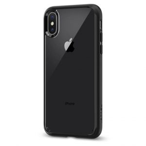 Чехол Spigen Ultra Hybrid Matte Black для iPhone XS/X