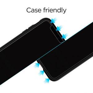Защитное стекло Spigen GLAS.tR SLIM HD для iPhone 11 Pro/XS/X