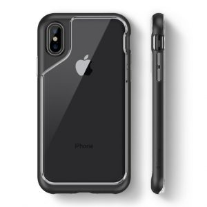 Чехол для iPhone XS/X Caseology Skyfall Black