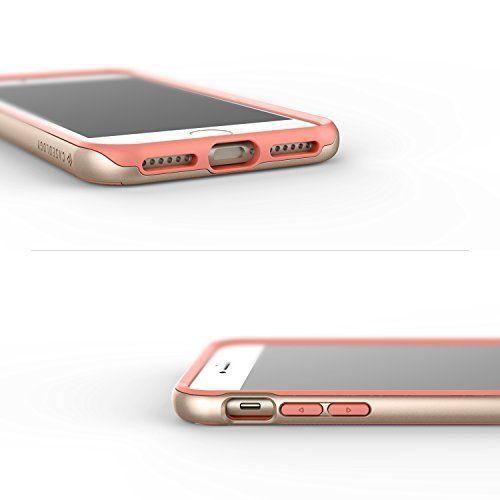 Чехол для iPhone 7 Plus / 8 Plus Caseology Parallax Coral Pink