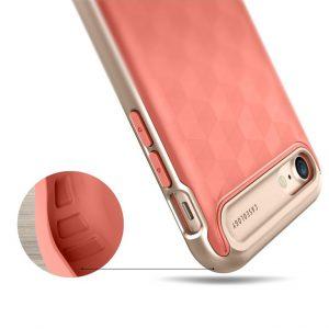 Чехол для iPhone 7 / 8 Caseology Parallax Coral Pink