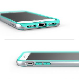 Чехол для iPhone 7 / 8 Caseology Parallax Mint Green