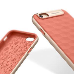 Чехол для iPhone 6 / 6S Caseology Parallax Coral Pink
