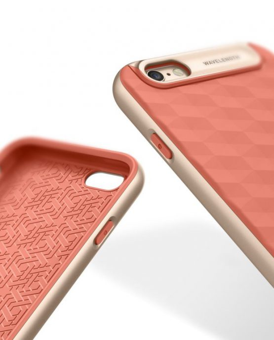 Чехол для iPhone 6 / 6S Caseology Parallax Coral Pink