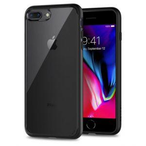 Чехол Spigen Ultra Hybrid 2 Black для iPhone 7 Plus / 8 Plus