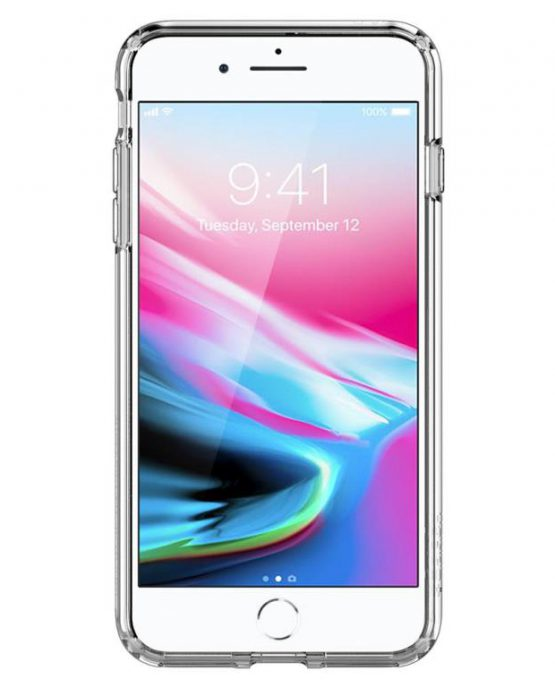Чехол Spigen Ultra Hybrid 2 Crystal Clear для iPhone 7 Plus / 8 Plus