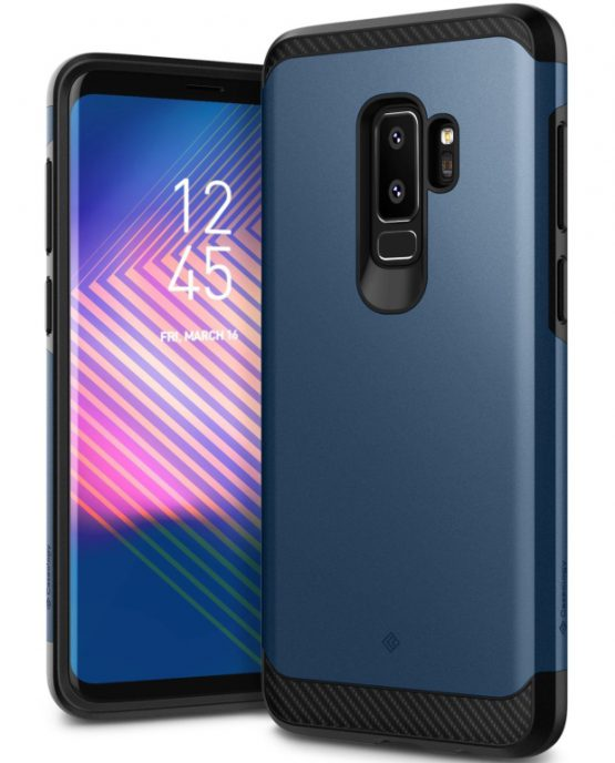 Чехол для Samsung Galaxy S9 Plus Caseology Legion Midnight Blue