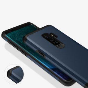 Чехол дляSamsung Galaxy S9 Plus Caseology Legion Midnight Blue