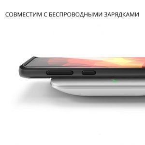 Чехол Caseology Parallax Black для Samsung Galaxy Note 9