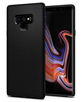 Чехол Spigen Liquid Air Armor Black для Samsung Galaxy Note 9
