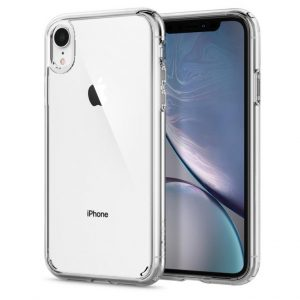 Чехол Spigen Ultra Hybrid Crystal Clear для iPhone XR