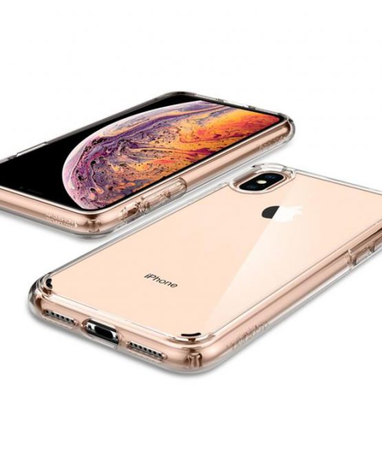 Чехол Spigen Ultra Hybrid Crystal Clear для iPhone XS Max