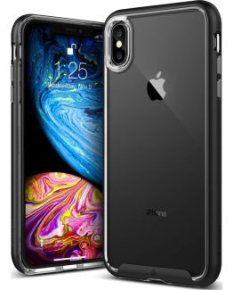 Чехол Caseology Skyfall Black для iPhone XS Max