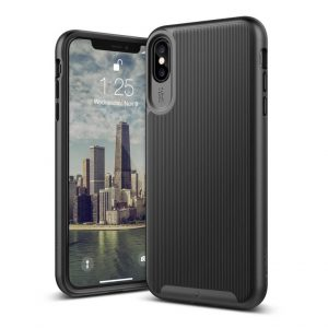 Чехол Caseology Wavelength Black для iPhone XS Max