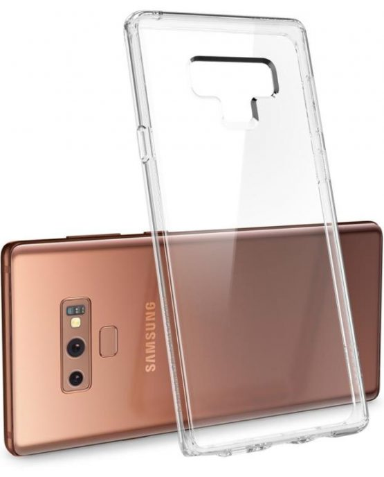 Чехол Spigen Ultra Hybrid Crystal Clear для Samsung Galaxy Note 9