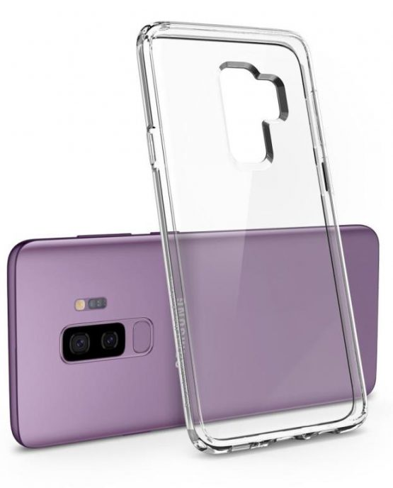 Чехол Spigen Ultra Hybrid Crystal Clear для Samsung Galaxy S9 Plus