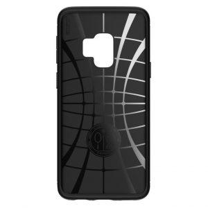 Чехол Spigen Rugged Armor Matte Black для Samsung Galaxy S9