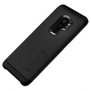 Чехол Spigen Tough Armor Black для Samsung Galaxy S9 Plus
