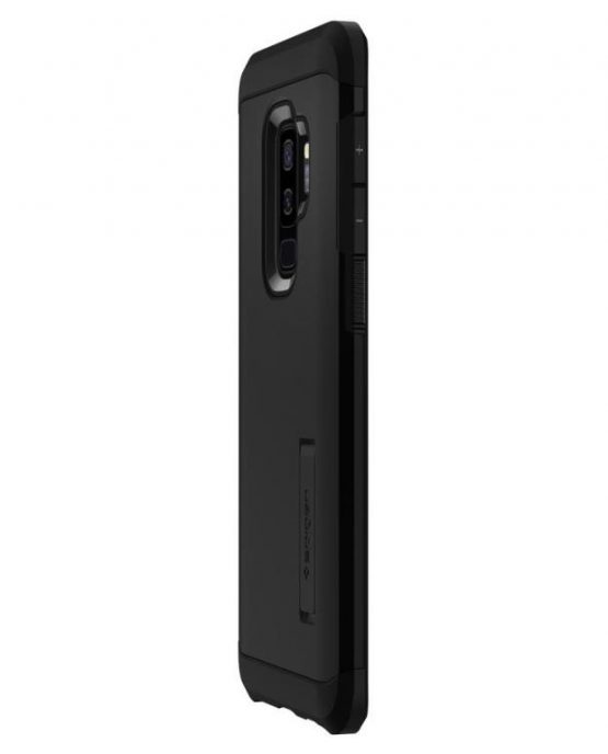 Чехол Spigen Tough Armor Black для Samsung Galaxy S9 Plus