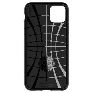 Чехол Spigen Liquid Air Armor Black для iPhone 11 Pro
